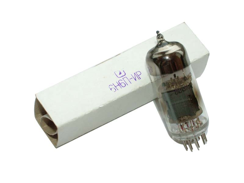 6N6P-IR / ECC99 / E182CC high-durable tube (original box)
