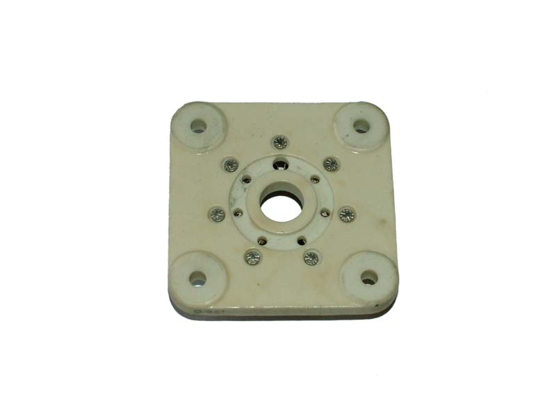 Original ceramic socket (USED) for 6S33S-V / 6C33...
