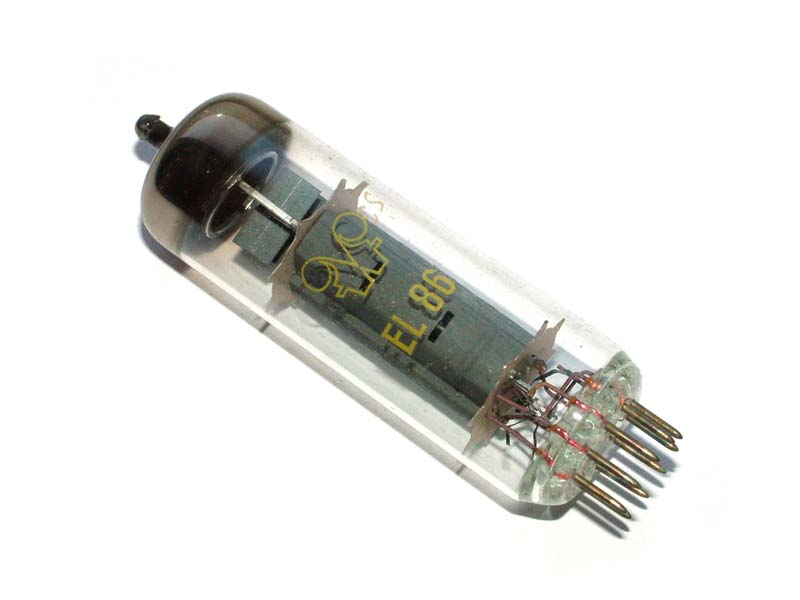 EL86 / 6CW5 RFT tube (original box)