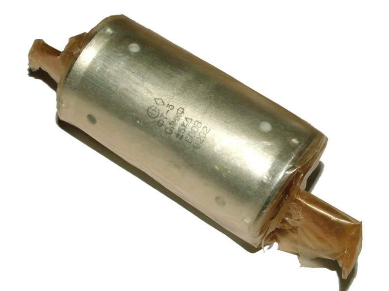 FT-3 600V 0.1uF teflon capacitor