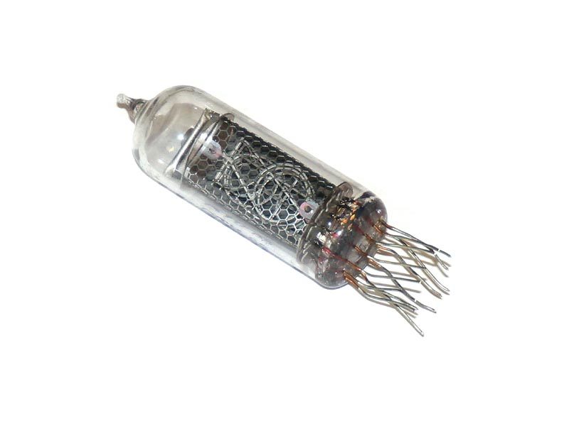 IN-14 nixie tube (used)