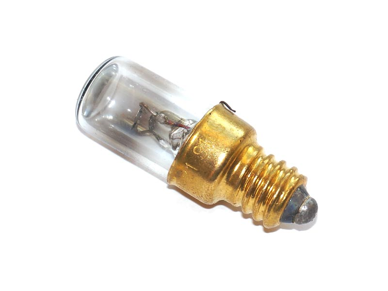 IN-21 nixie dot (E-10 base) tube