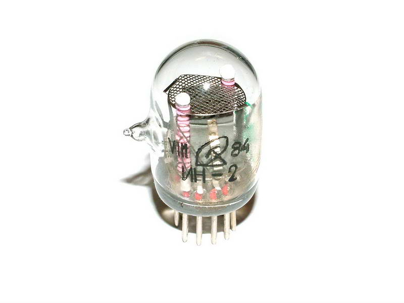 IN-2 micro nixie tube