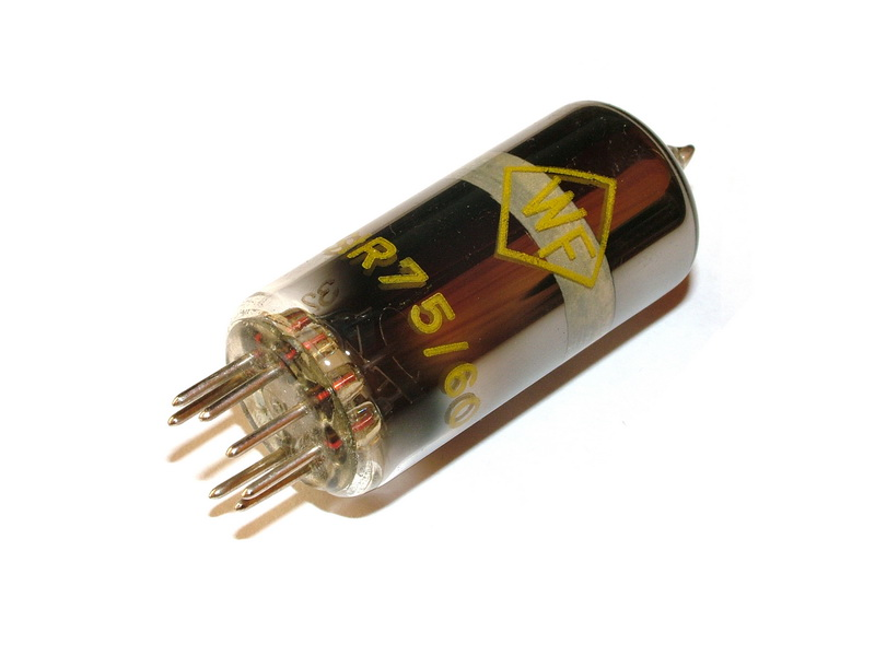 StR75/60 RFT voltage regulator tube