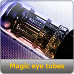 Magic eye tubes